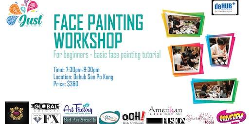 基礎彩繪Face Painting教學班