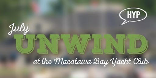July Unwind at the Macatawa Bay Yacht Club