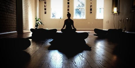 Group Meditation Session - October tickets
