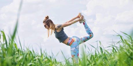 Essential Flow 6-week Yoga Series tickets