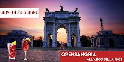 Mit Cafè Milano - Giovedì 20 giugno 2019 - AfterWork Arco Della Pace - Aperitivo Opensangria con Dj Set - Lista Miami - Info e Tavoli al 338-7338905