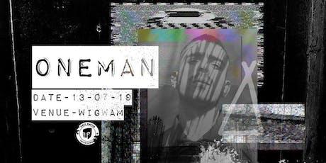 Grey Matter Presents: Oneman (Rinse FM) tickets