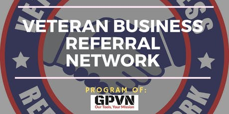 Veterans Business Referral Network - July Meeting  tickets