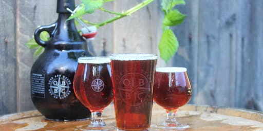 ~Growler Fill Thursday at OBB Brewery~