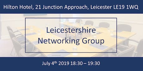 Leicestershire Networking Group tickets