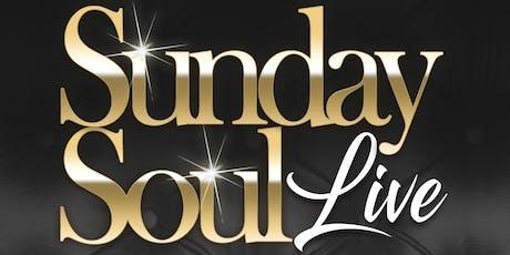 Finesse Sunday Soul Live  tickets