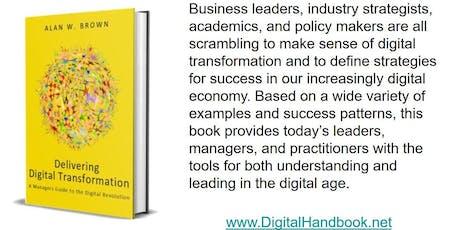 Delivering Digital Transformation Workshop tickets