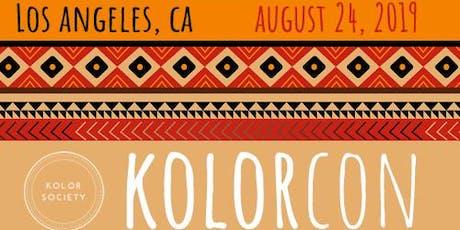 KolorCon tickets