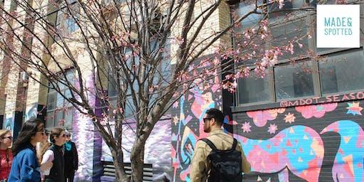 A Mindful Street Art Experience in Brooklyn