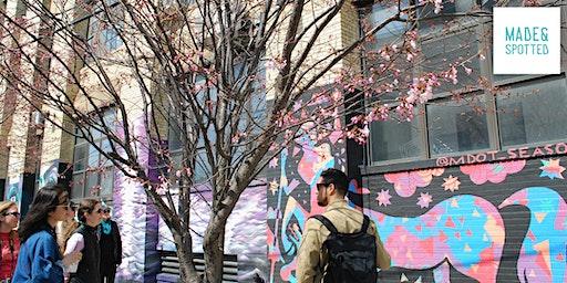 Brooklyn Street Art, Drink & Tasting Experience