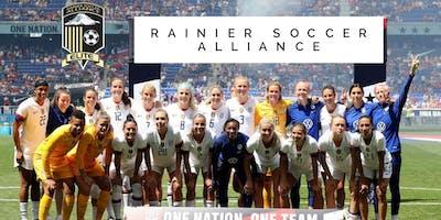Reign FC & RAINIER SOCCER ALLIANCE