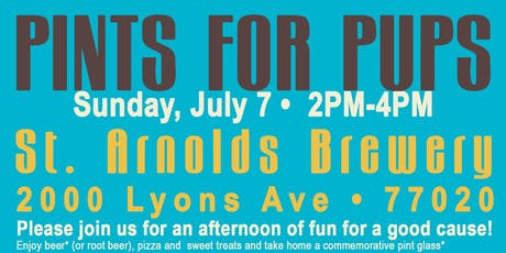 Pints For Pups! tickets