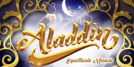 Aladin Vigo  entradas