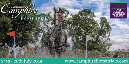 Camphire International Horse Trials and Country Fair 2019