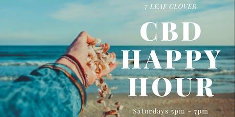 CBD Happy Hour Hamptons, NY tickets