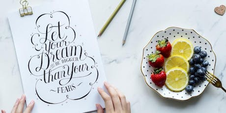 Hand Lettering- Modern Calligraphy for beginners tickets