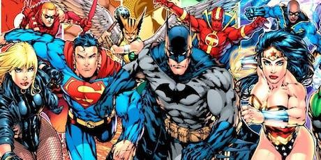 Superhero Breakfast  tickets