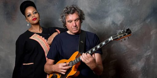 John Etheridge & Vimala Rowe