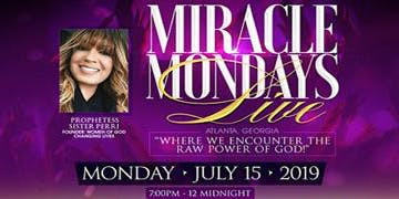 Miracle Mondays Live