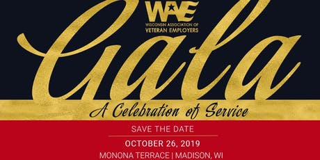 WAVE Gala 2019: A Celebration of Service tickets