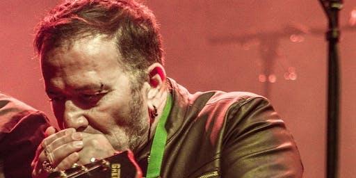 Concert et Jam Blues, Jonathan Chabbey, 21 Juillet, Caveau