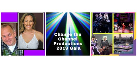 Change the Channel Productions Gala tickets