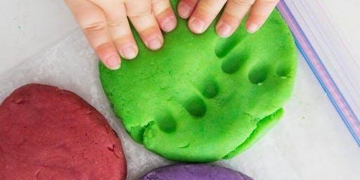 Play Dough Fun!