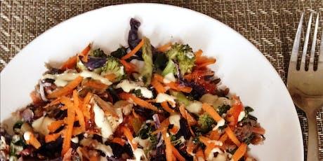 High Protein Salad Bowls tickets