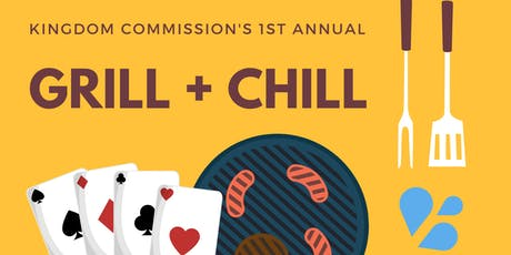 Grill and Chill BBQ Picnic tickets