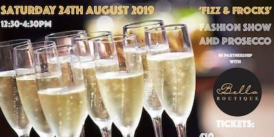Fizz & Frocks - Northwich Festival 2019 - Saturday 24th August 2019