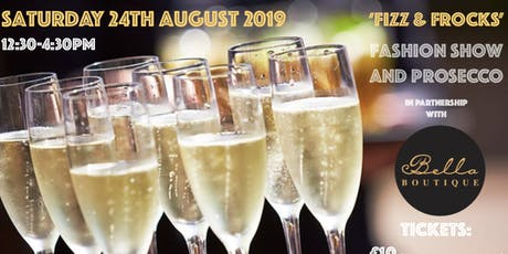 Fizz & Frocks - Northwich Festival 2019 - Saturday 24th August 2019 tickets