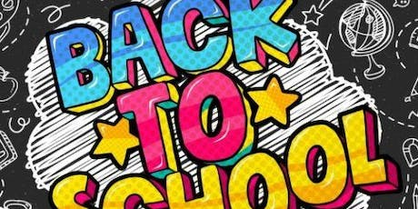 Back to School Story Time  tickets
