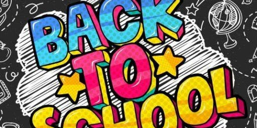 Back to School Story Time