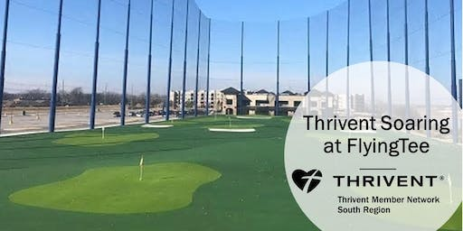 Thrivent Soaring at FlyingTee