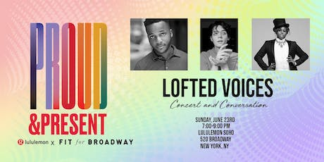 Lofted Voices: An Invitation for Every Voice to be Proud and Present tickets