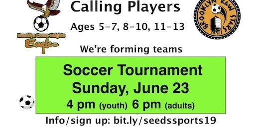 Soccer Tournament - Brooklyn