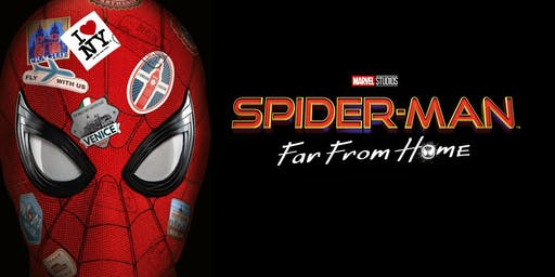 Spider-Man: Far From Home Movie Fundraiser