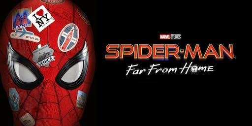 Spider-Man: Far From Home Movie Fundraiser