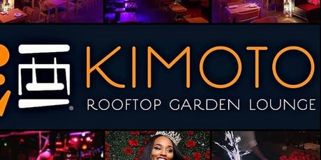 After-work Retox Thursday at Kimoto Rooftop Lounge tickets