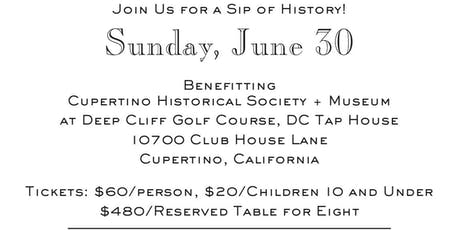 A Sip of History: Annual Fundraiser BBQ tickets