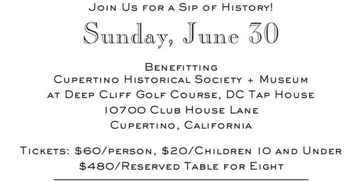 A Sip of History: Annual Fundraiser BBQ