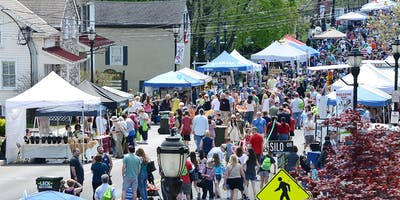 NBA Welcome Day: Newtown's Street Fair with Flair