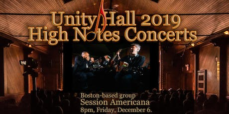 Session Americana Live at Unity Hall tickets