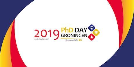 2019 PhD Day Groningen tickets