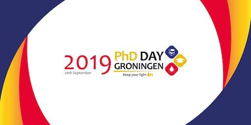 2019 PhD Day Groningen