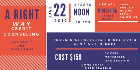 How to Get Out of Debt & Stay Out! tickets