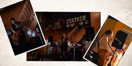 Carmen Kelley: July Jingles at The Sub Station tickets