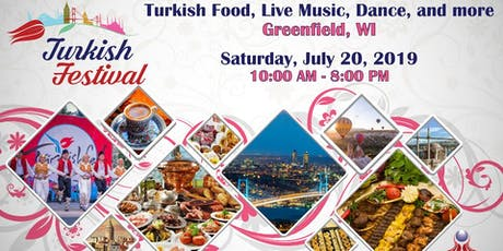 Turkish Fest: Turkish Food, Live Music, Dance and more tickets