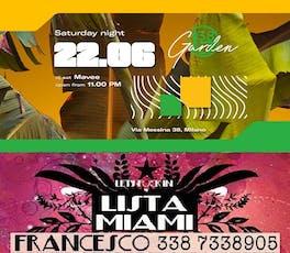 B38 CLUB MILANO EX BYBLOS - SABATO 22 GIUGNO 2019 - SATURDAY SUMMER SEASON 2019 - APERITIVO E SERATA - LISTA MIAMI - LISTE E TAVOLI AL 338-7338905 biglietti