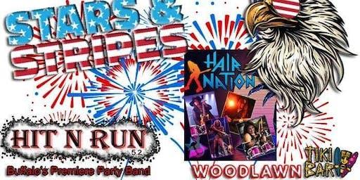 Hit N Run - Stars and Stripes